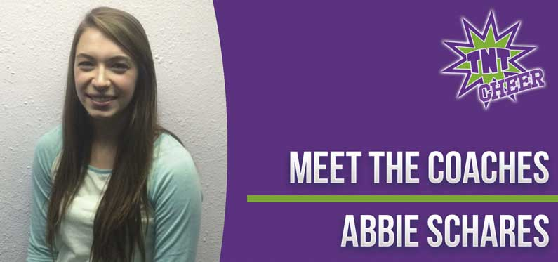 "Meet Your Coach: Meet Coach Abigail ""Abbie"" Schares"