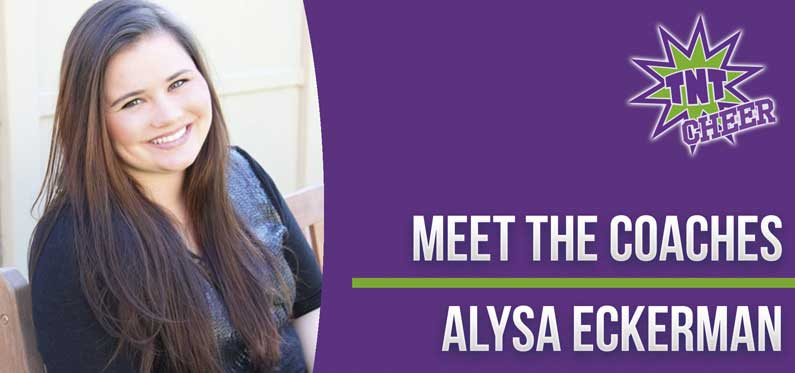 Meet Coach Alysa Eckerman